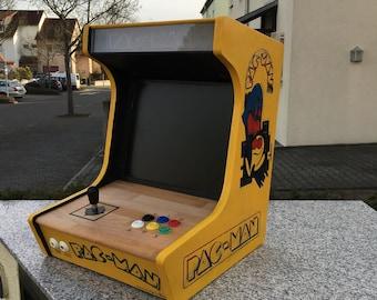 Arcade Pacman Automart retro