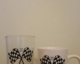 Custom Mug & Pint Glass