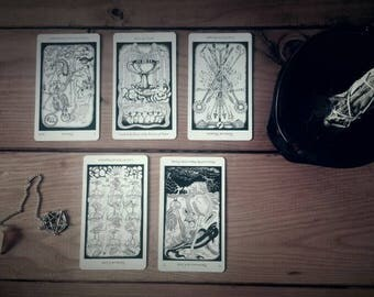 One Month Ahead Forecast Tarot Reading