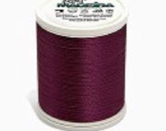 Madeira Machine Embroidery Rayon Thread 40 1000m - Purple 1033