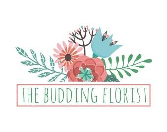 Custom Logo Design, Branding Design, Logos, Vintage Logo, Business Logo, Floral Logo, Boho Logo, Restaurant Logo, Spa Logo, Designer Logo