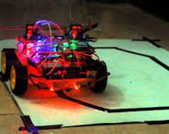Line Follower Arduino Robot