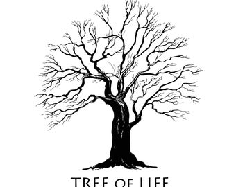 Tree of life svg | Etsy
