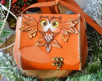 "Bag ""Owl"""