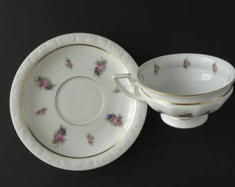 Cup and Saucer Rosenthal * Maria *