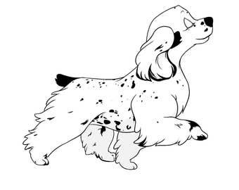 CUSTOM Pet Cartoon/Logo