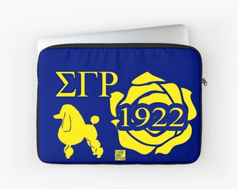 Sigma Gamma Rho Laptop Sleeve (SGRho)