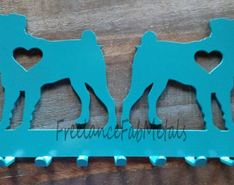 Free Shipping Code FREESHIP3 Pug Leash/ Necklace Hanger