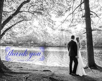 10 Wedding Thank You Overlays