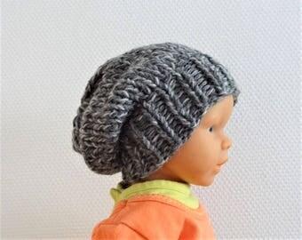 Baby winter hat , Photo Prop Hat, Newborn Hipster Hat - Slouchy Baby Hat - Newborn Knit Hat - Toddler slouchy hat - Slouchy Baby Beanie