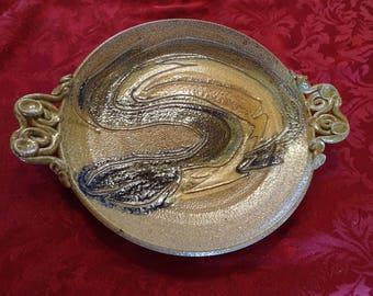 Pottery Plate Platter