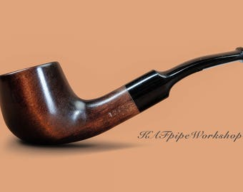 Smoking Pipe KAF217/Tobacco pipe/Wooden Pipe/Handmade Pipe/HANDCRAFTED Smoking Pipe from Pear/