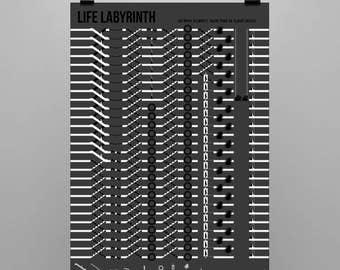 Poster: Life Labyrinth
