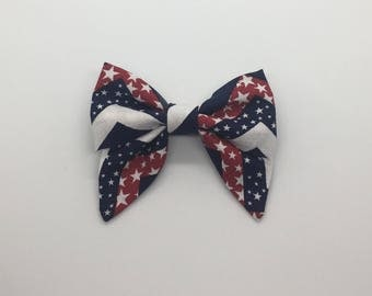 Patritoic Mini Sailor Bow **limited stock**