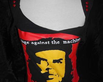 T-shirt destroy rage against the machine