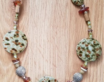 Stepping Stone Necklace