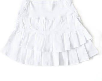 AE Sport White Skirt