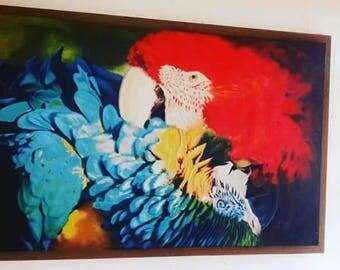 Birds wild by ART