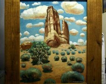 Monument Valley, Monolith