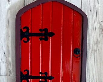 Large Fairy Door - Garden Decor
