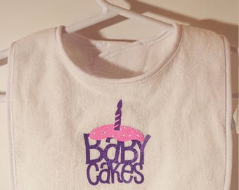 Babycakes Bib