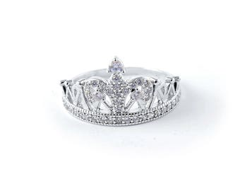 Fairytale Kingdom Crown Ring