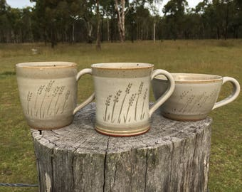 Wheat mugs