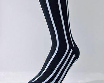 Thin Stripes - Soft Womens Fashion Socks