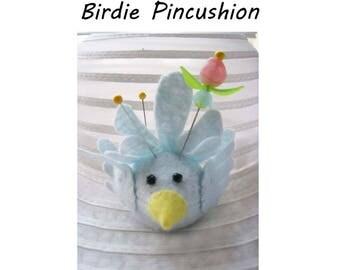 Birdie Finger Pincushion Kit