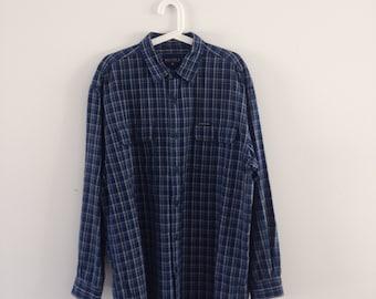 Vintage Nautica Jeans Company Shirt - Size L