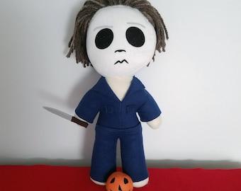 Halloween Plushie