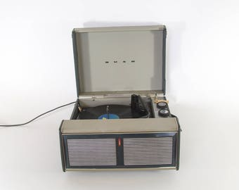 Bush Monarch record player