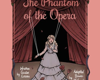 The Phantom of the Opera Comic
