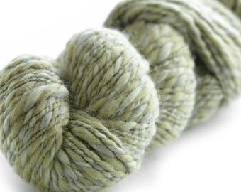 Galler Yarns - Asana Bulky Yarn in Willow Green
