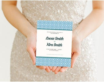 Wedding Invititations