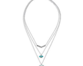 Mo'orea Convertible Pendant Necklace