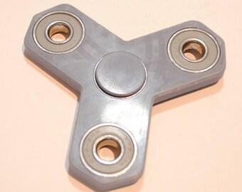 Frame Only   4 Bearing Tri 3 Straight Arm Custom Spinner Fidget Spinner  Toys Children Adults