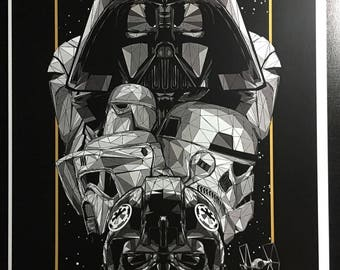 Star Wars Darth Vader, Storm troopers