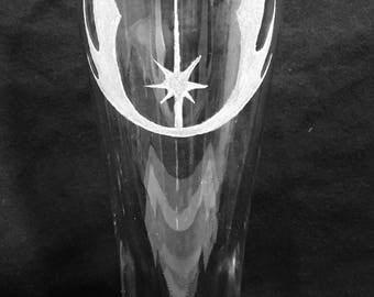 Star Wars Jedi 23oz Glass