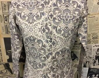 Original Vintage 1960's Tapestry Nehru Jacket Rare Jacket.