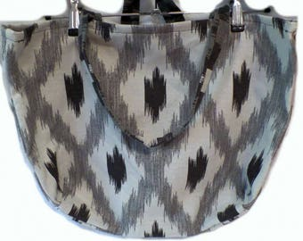 XXL bag grey bag
