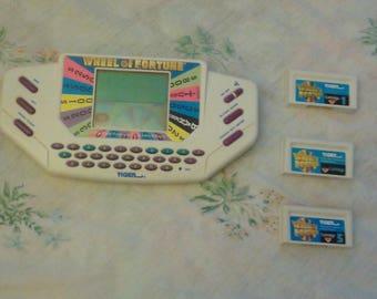 Vintage electronic handheld game
