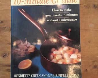10-Minute Cuisine!