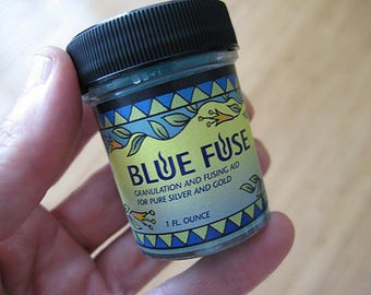 Bluefuse fusing aid for silver
