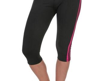 Verscos Women's Stretch Capris Cropped Tight Leggings 5024