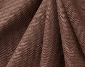 "10oz Duck Fabric | 60"" Brown 