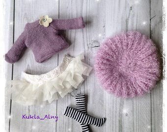 Collection Blyth lilac set