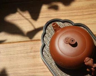 Yixing purple clay pot