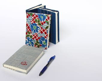 Hand-woven cloth cloth old cloth notebook