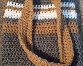 Crocheted Shoulder Bag